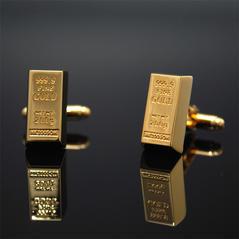 Manschettknappar Guldtackor