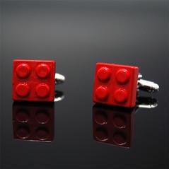 Manschettknappar Lego
