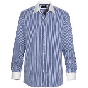 Skjorta MADISON mörkblå tailored fit