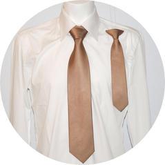 Far och son slipsar FS058