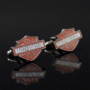Manschettknappar Harley Davidson