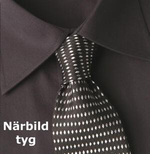Skjorta MILLER svart regular fit