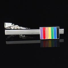 Slipsnål rainbow