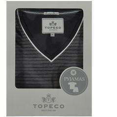 Pyjamas kort ärm TOPECO