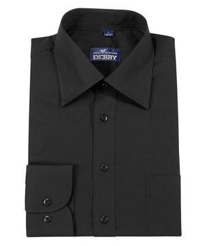 Skjorta TAYLOR svart regular fit
