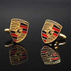 Manschettknappar Porsche