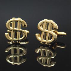 Manschettknappar Dollar