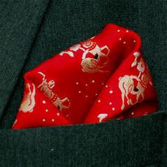 Bröstnäsduk Jul