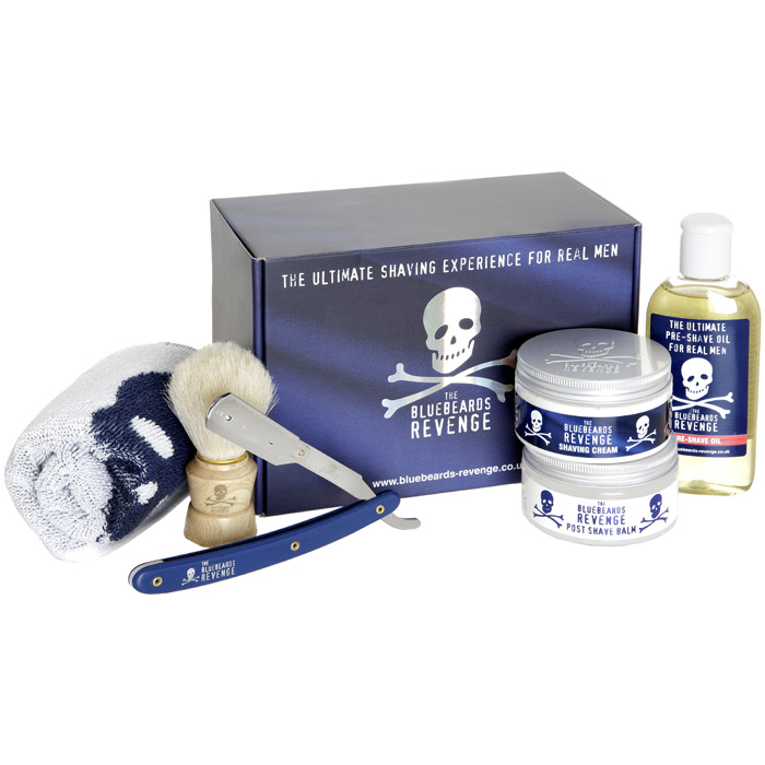 The Bluebeards revenge Barber Bundle giftset