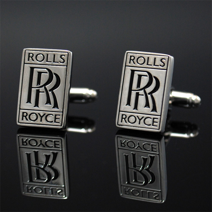 Manschettknappar Rolls Royce
